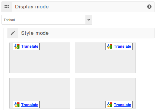 Google Website Translator by Prisna net - 1 3 : WordPress